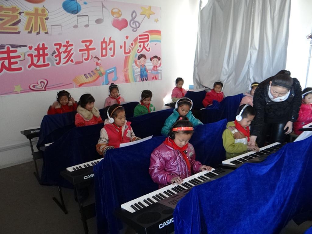 宫—电子琴学习心得体会